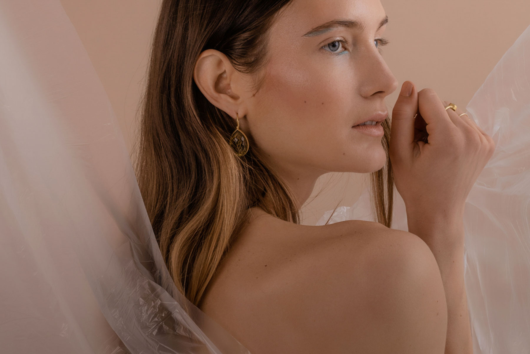 Glow – Beauty Project – Christel Thoresen – Hair and Make-Up Artist