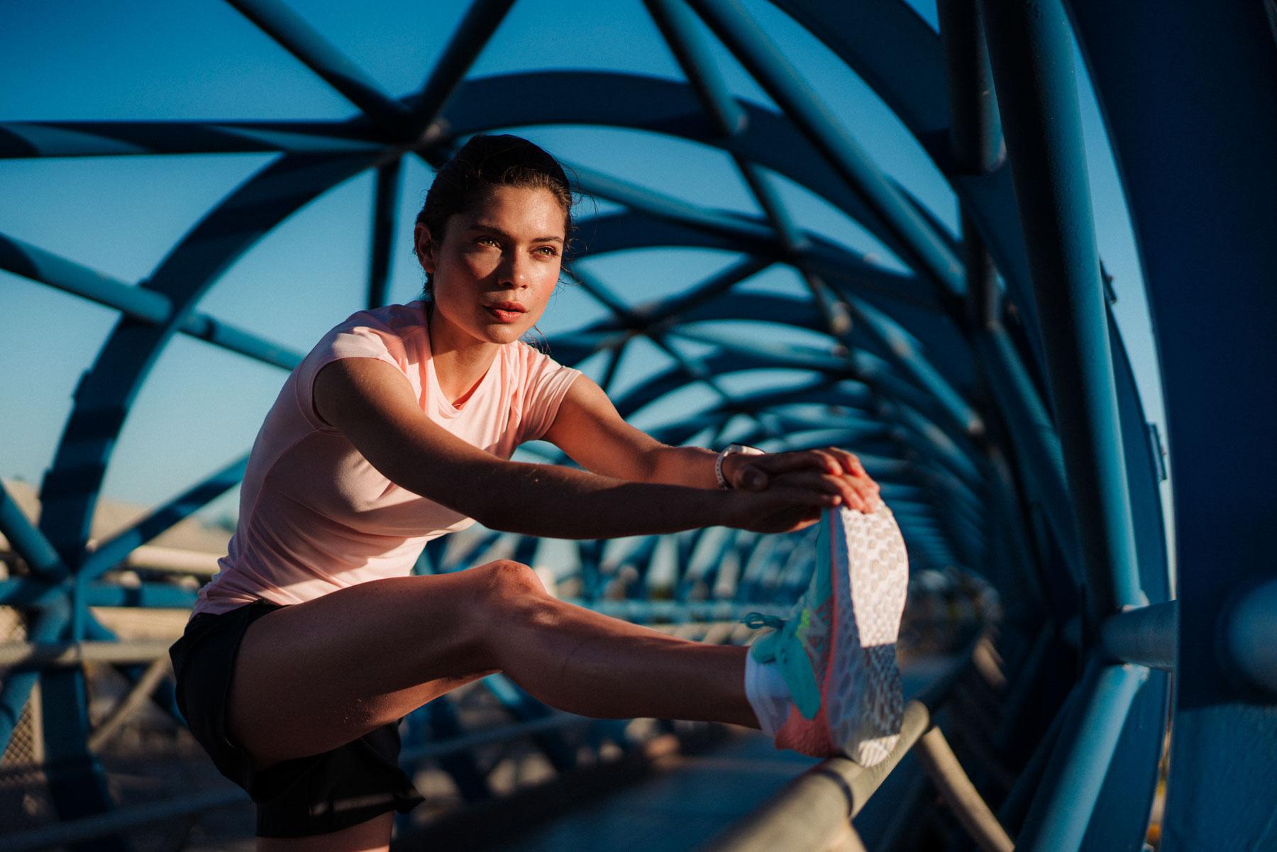 Sport XX – Sport & Lifestyle – Christel Thoresen, Hair and Make-Up Artist