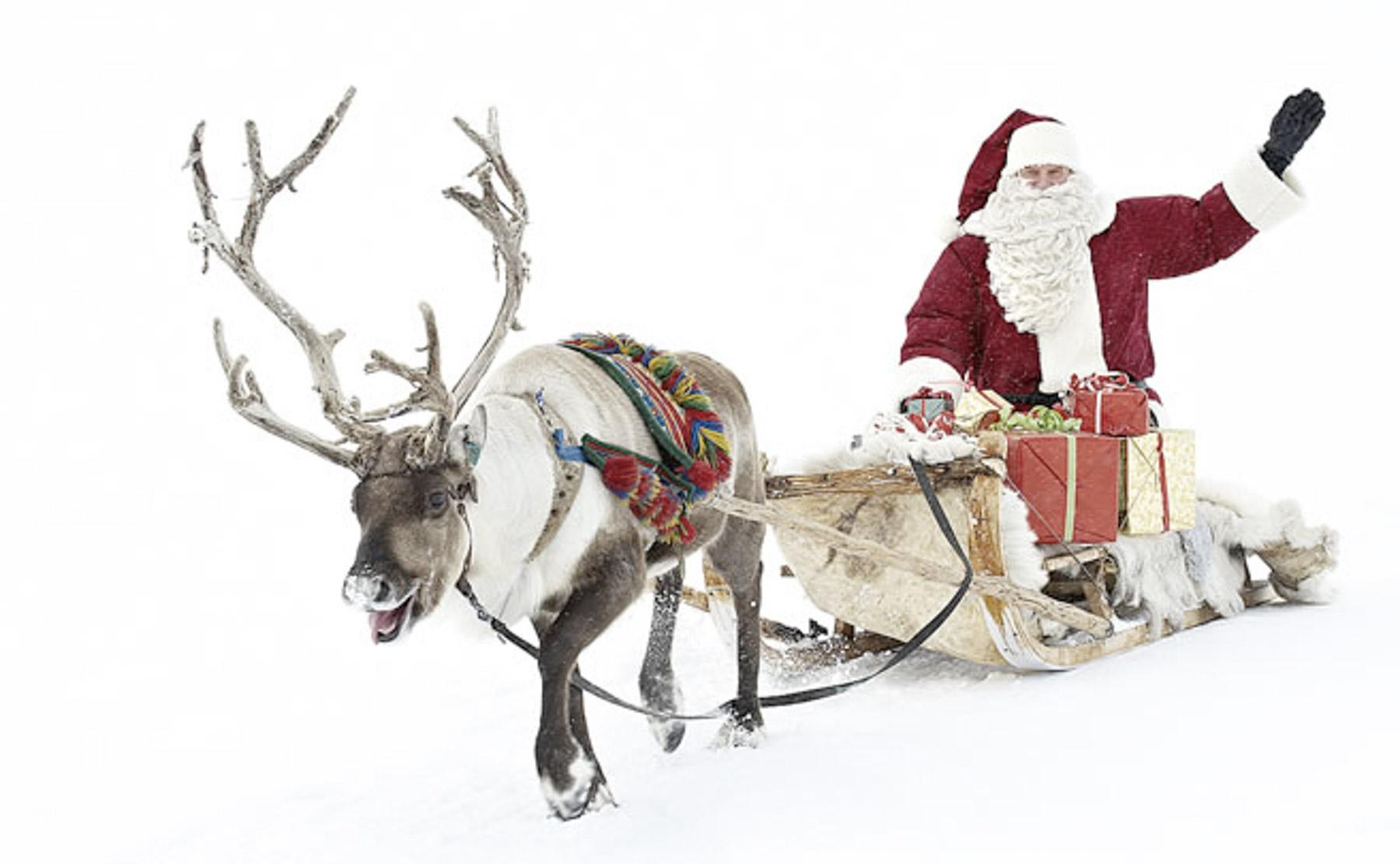 Santa – People – Christel Thoresen – Hair and Make-Up Artist