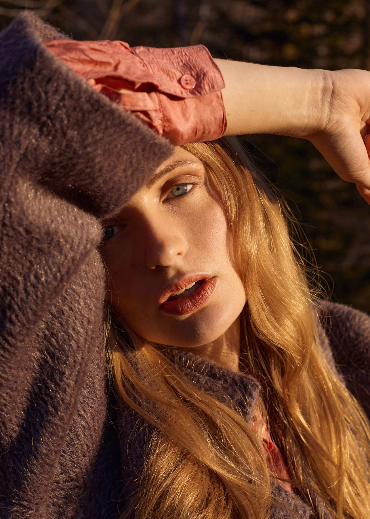 Fall Feelings – Fashion Project – Christel Thoresen – Hair and Make-Up Artist
